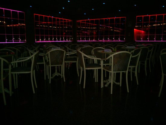 Nuovo Mondo: sala discoteca