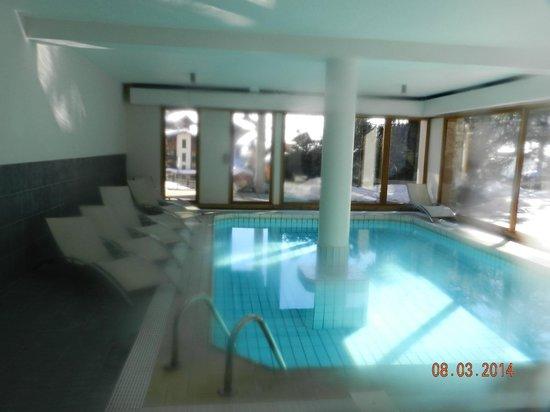 Hotel Alpen Roc : piscine