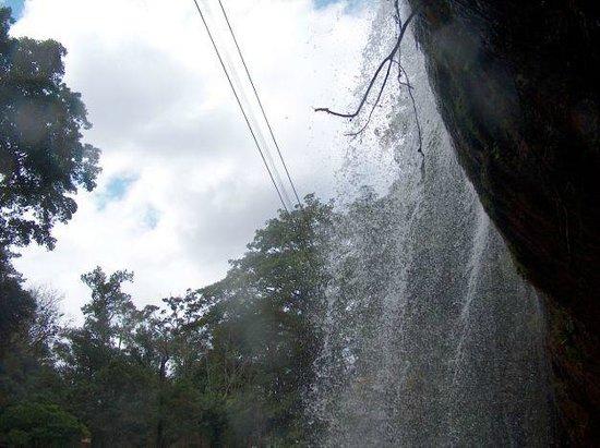 Prenn Falls : low water