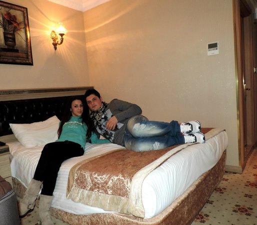 Marmaray Hotel: Camera