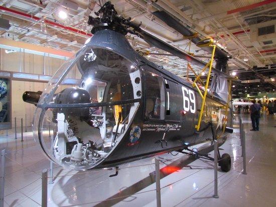 Intrepid Sea, Air & Space Museum: Hanger deck