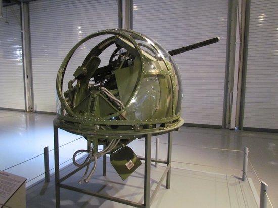 Intrepid Sea, Air & Space Museum: Ball gunner