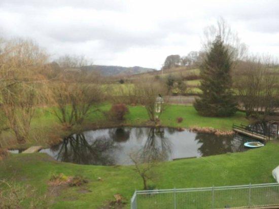 Damson Dene Hotel: gardens