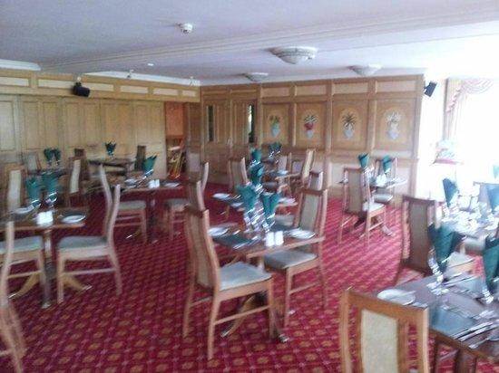 Damson Dene Hotel: restaurant area