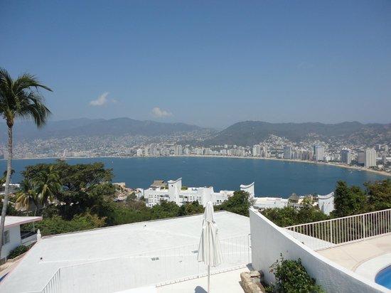 Las Brisas Acapulco: View
