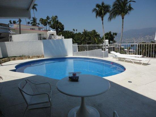 Las Brisas Acapulco: Private pool