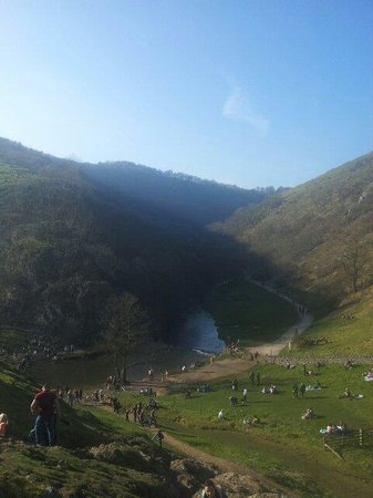 Dovedale: amazing views