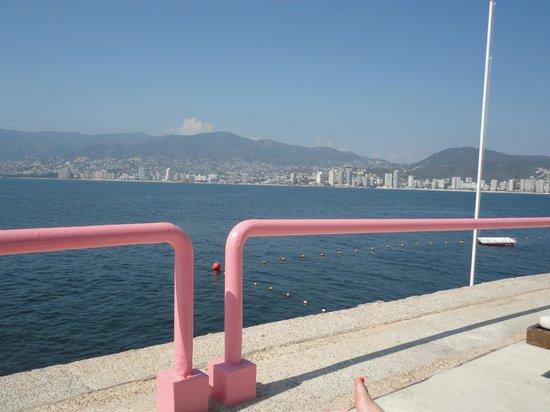 Las Brisas Acapulco: Beach Club