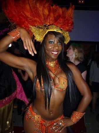 Le Chrysalis: Soirée brésilien