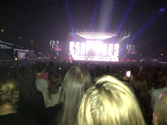 The SSE Arena, Wembley: X Factor live tour