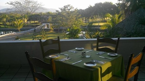 Marina Ixtapa Golf Course Restaurant
