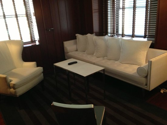 Hudson Hotel New York: Living  Room