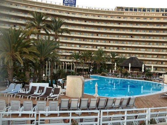 Gloria Palace Amadores Thalasso & Hotel : hotel+pool
