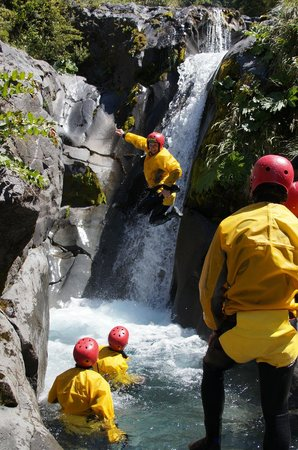 Canyoning Pucon