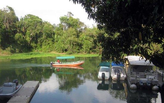 Gamboa Rainforest Resort: marina at gamboa resort