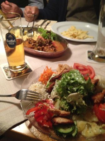 Restaurant Ratsschänke: Fine food and cosy ambiance