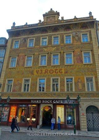 Hotel Salvator: HARD ROCK CAFE