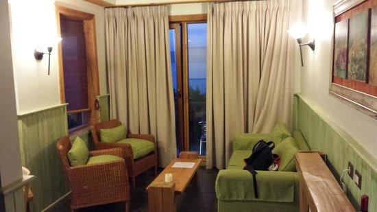 Hotel and Cabanas Monte Verde: sala
