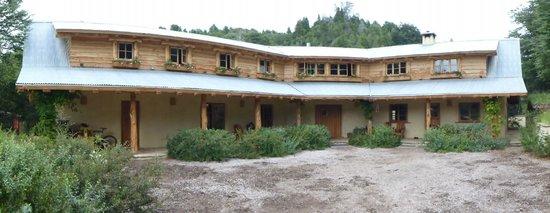 La Confluencia Lodge : Lodge