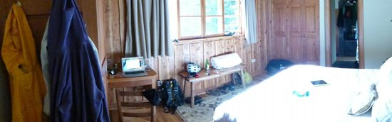 La Confluencia Lodge : Suite