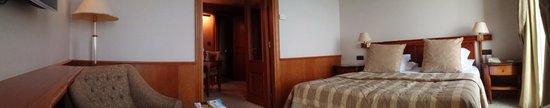 Hotel West End: Vue panoramique de la chambre de nore suite junior