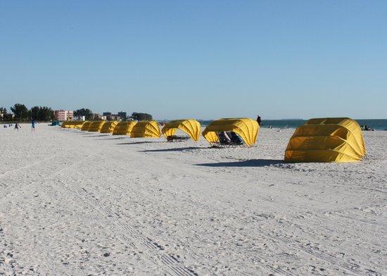 Bilmar Beach Resort: View of the beach