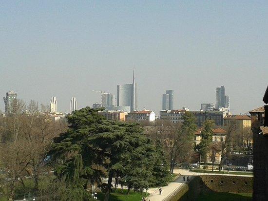Milano da Vedere : lo skylab