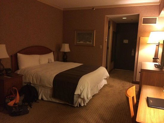 The Hotel Captain Cook: Room #872 in Tower 3