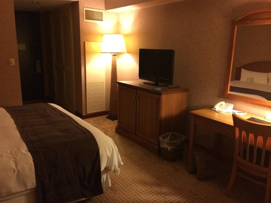 The Hotel Captain Cook: More of the room