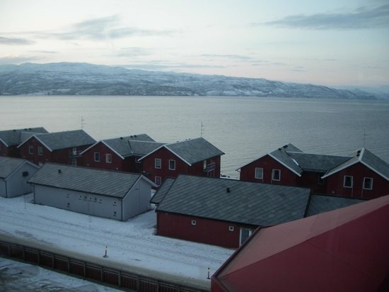 Altafjord Gjestegaard & Spa: Nordic view from the hotel