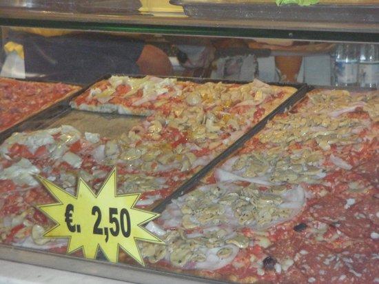 Amici di Ponte Vecchio Da Stefano : pizza!
