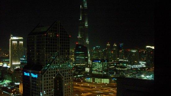 Shangri-La Hotel, Dubai: View from room Floor 29