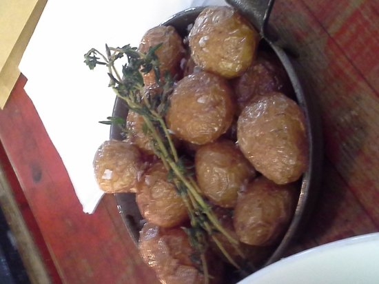 Un Mercato : Potatoes