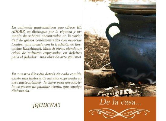 El Adobe: quixwa