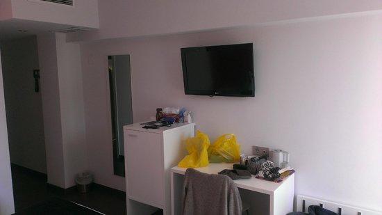 Hotel Brisa: the room