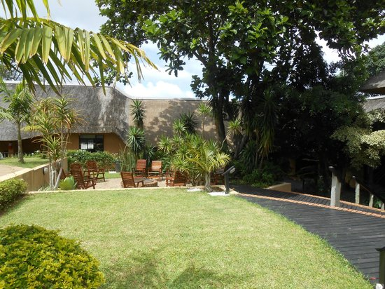 AmaZulu Lodge: The Gardens