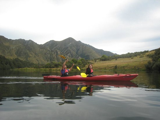 Paddle Queenstown: Beautiful Lake Moke