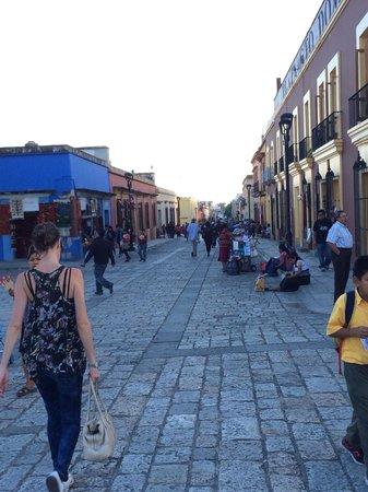 Andador de Macedonia Alcalá : Para caminar tranquilamente