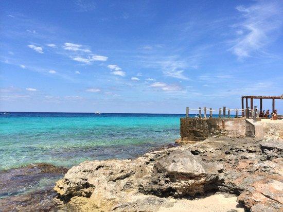Playa Azul : Le paradis, c'est ici.