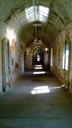 Eastern State Penitentiary : ESP