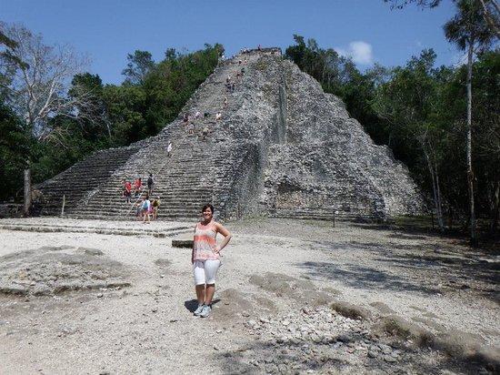 Viva Wyndham Maya : Excursion des ruines Maya à Coba