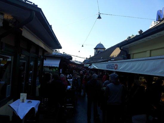 Vienna Naschmarkt : naschmarkt