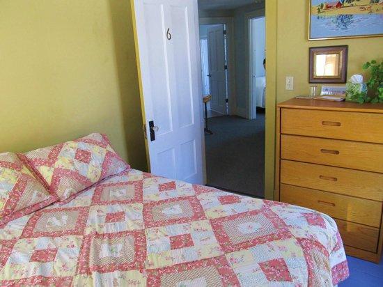 Seyon Lodge: Room 6