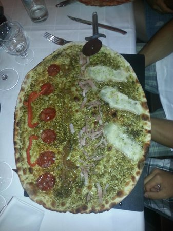La Sangiovesa - Pamplona: pizza