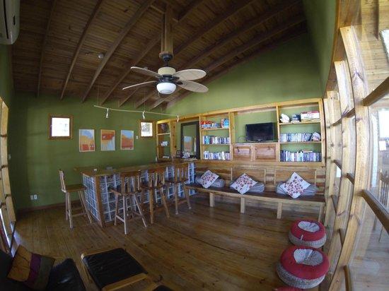Utopia Village: Dining hall