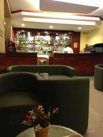 Augusta Lucilla Palace: Bar