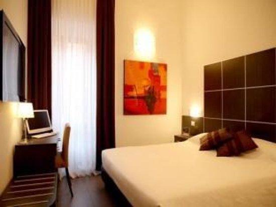 Le M Apartment: Double Room