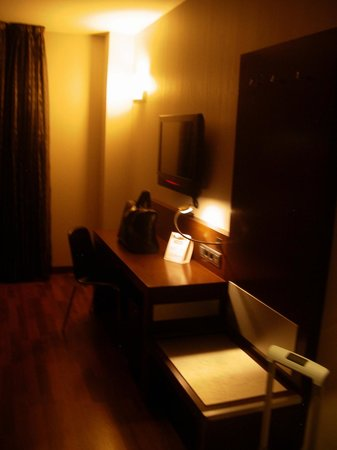 Hotel Tach Madrid Airport: Room first view