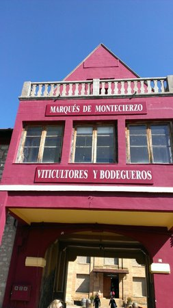 Bodegas Marques de Montecierzo