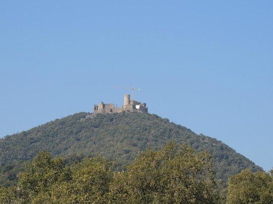Castell de Montsoriu: Castillo de Montsoriu